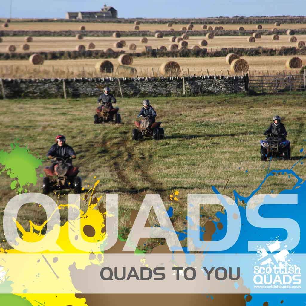 Quads to your venue